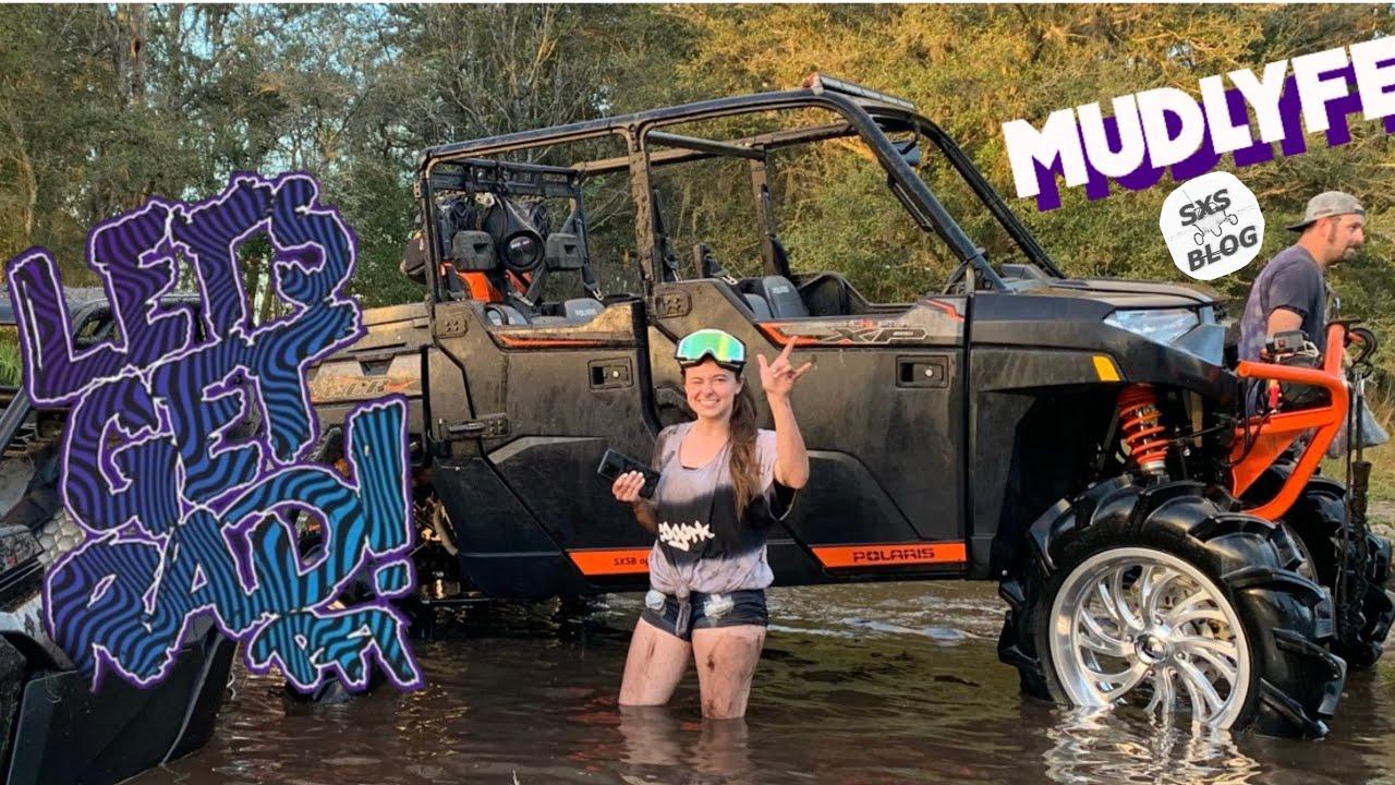 MUDLYFE is Huge! Monster Boggin with SXSBlog!