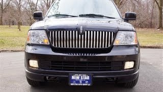 2005 Lincoln Navigator 4WD Ultimate