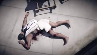 GTA V - COMO DETENER EL TREN (Grand Theft Auto 5)