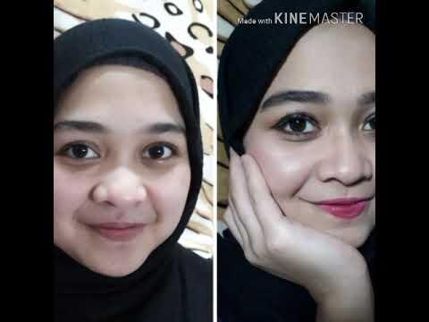 Sebuah senyum adalah makeup terbaik yang dapat digunakan ...