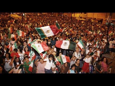 Así Se Festeja El 16 De Septiembre En México Youtube