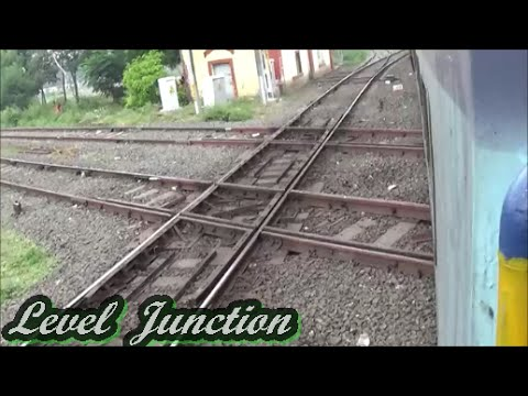 "Departing NAGPUR Junction & Full coverage upto famous ""DIAMOND Crossing""[IRFCA]!"