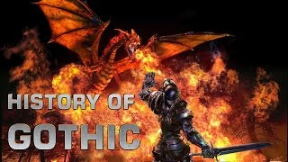 History of Gothic Game (2001-2010)
