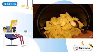 Курица с картошечкой в мультиварке Рецепты в домашних условиях с фото