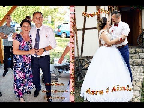 Svadba Almir i Azra (1) dio 27-08-2017 Seljublje-Tojšići Muz Elvir Mujanović Asim Snimatelj