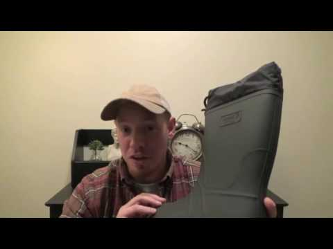 Winter Camping Hunting Boots/Winter Boots And Pocket Knife