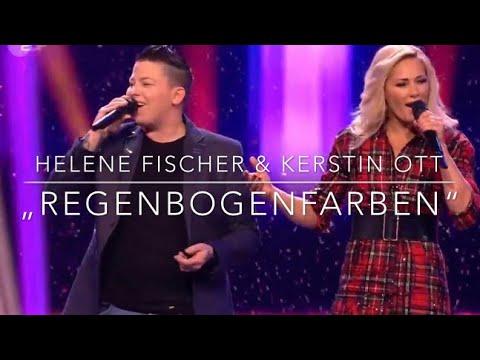 """Helene Fischer & Kerstin Ott """"Regenbogenfarben"""" (Die Helene Fischer Show 2018)"""