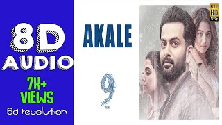 AKALE | NINE | 8D AUDIO | USE HEADPHONES