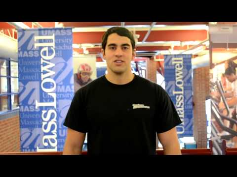 Meet  Michael Dellogono - UMass Lowell Campus Recreation Center Personal Trainer (1:44)