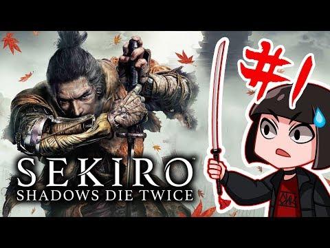 Я стала СИНОБИ - Прохождение игры Sekiro: Shadows Die Twice на русском - Часть 1 от Машки