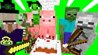 Top 10 Monster School Minecraft Animations 2014 | MinecraftProduced