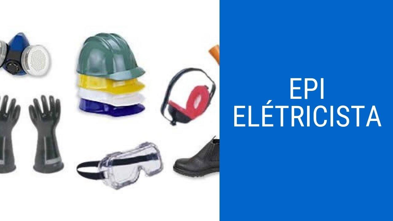 6d7b63de5210e EPI para eletricista quais são conheça alguns. - YouTube