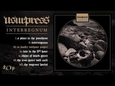 USURPRESS - In Books Without Pages (Official Track Stream)