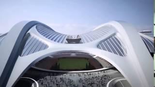 CondoMonde ZAHA HADID   Tokyo 2020 Olympic Stadium