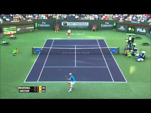 Indian Wells 2014 Wednesday2 Highlights