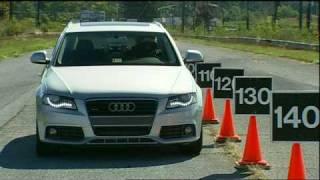 2009 Audi A4 Avant Videos