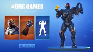NEW ALL LEAKED FORTNITE SKINS! (VISITOR VOLTA, HOTWIRE AND MORE!)