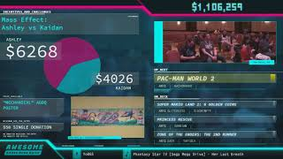 Pac-Man World 2 by NachoBrado in 43:49 AGDQ 2018