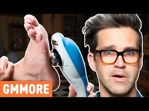 Testing Top Foot Massagers