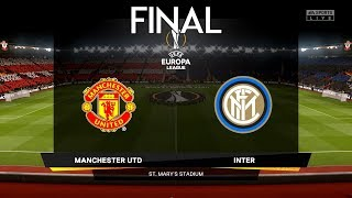 Europa League Final 2020 - Manchester United vs Inter Milan