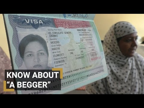 Real Life Story Of Us Green Card Holder Turns Beggar Youtube