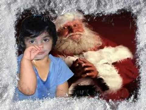 i farted on santa's lap - Dennings Stinkers