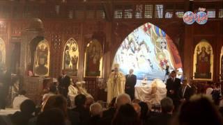 أخبار اليوم | البابا تواضروس يترأس قداس عيد القيامة المجيد