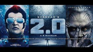 Enthiran 2.0 trailer | teaser | shankar | super star rajini | first look poster