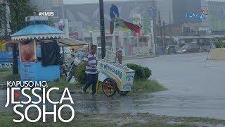 Kapuso Mo, Jessica Soho: Binagyo si mamang sorbetero