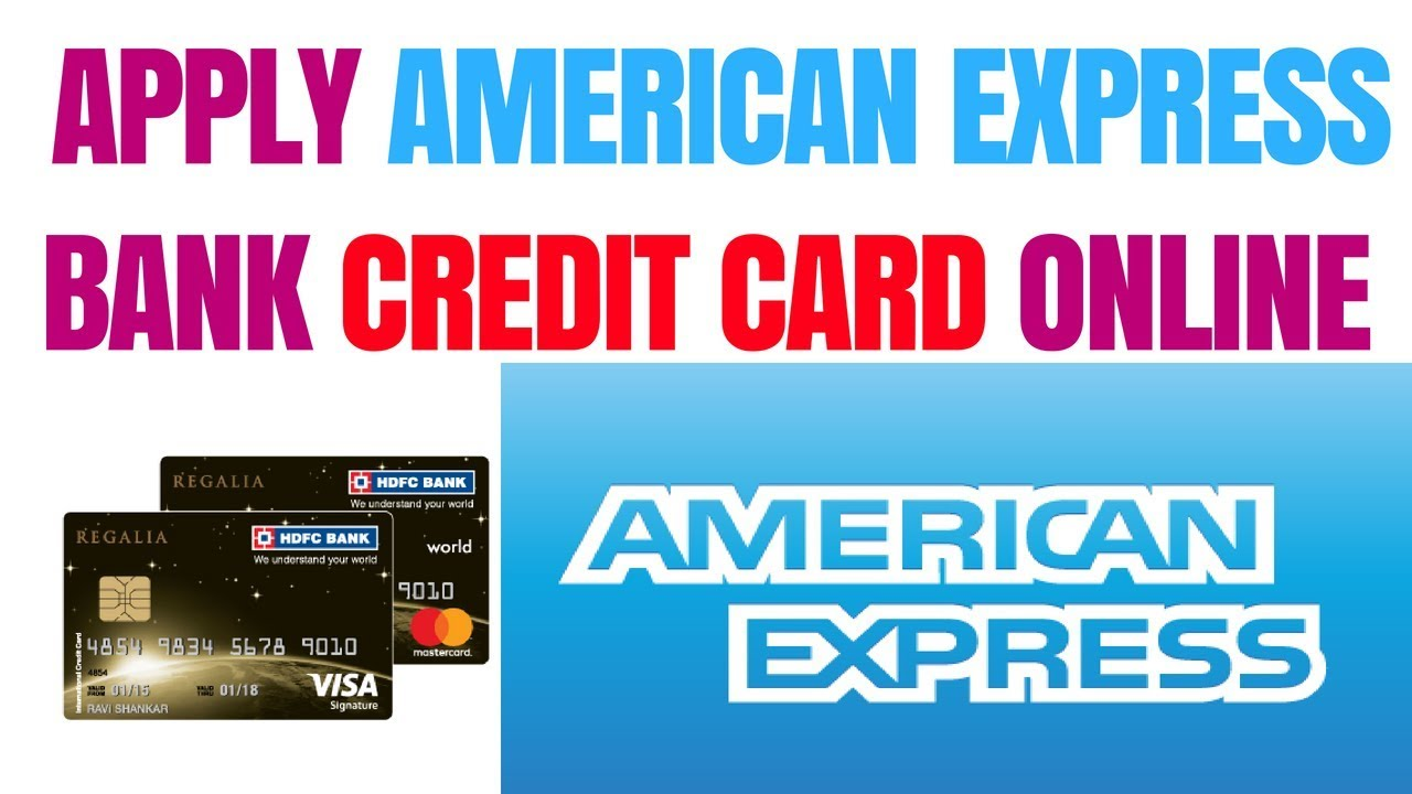 Discussion on this topic: How to Apply for an American Express , how-to-apply-for-an-american-express/