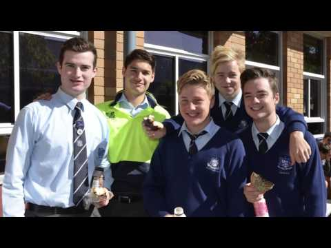 Year 12 Marist College Canberra 2015 Graduation Video