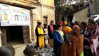 Sai vandana welfare society ne madawa villege में 500 बच्चो को स्वेटर और जैकेट्स बांटे
