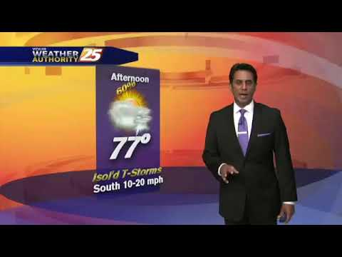 2/23 - Rob's Friday Morning Forecast