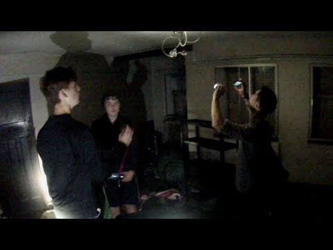 Haunted House GOES WRONG!! (GoPro POV)