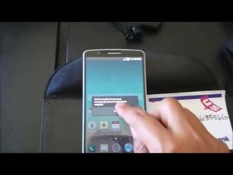 How To Factory Unlock The LG G3 By Unlock Code - SIM Network Unlock PIN