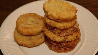 Юлия Высоцкая — Картофельные пирожки с мясом