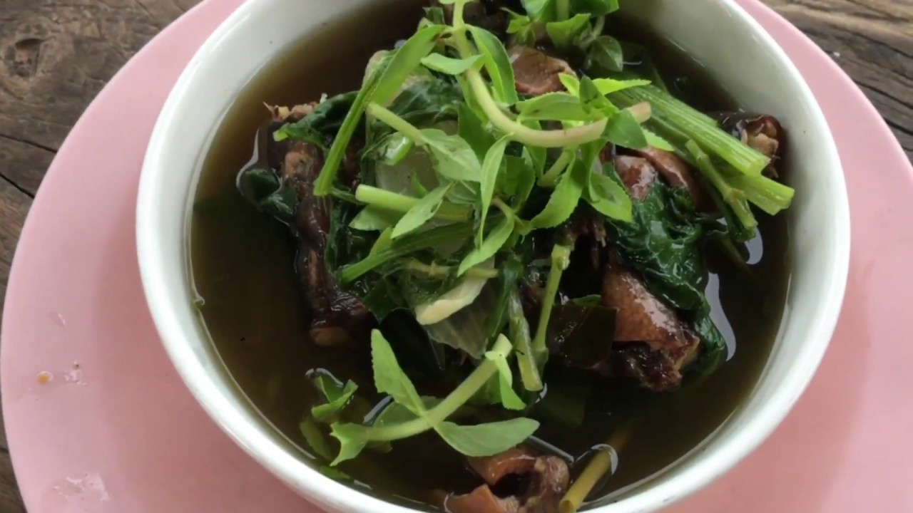 Grilled Eel, Khmer Eel soup with delicious tastes and ...