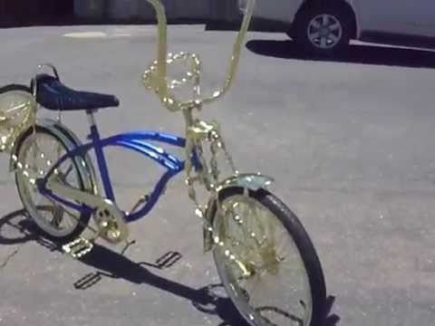 Royal Blue Deluxe Lowrider Youtube