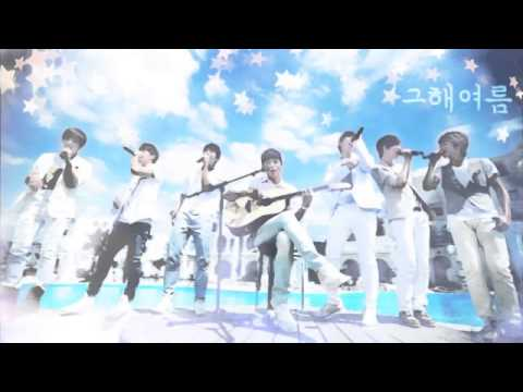 [CLEAN INST + MP3 LINK] 그 해 여름 (In The Summer) - Infinite