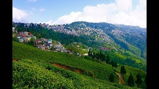 NJP Siliguri to Darjeeling by Car via Rohini Road - Part 2 (2017)