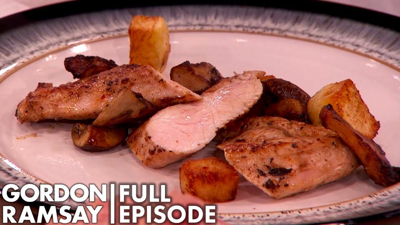 Amateur Cooks Show Off Their Best Turkey Recipe | Culinary Genius