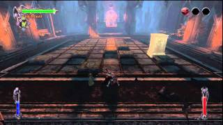 Castlevania Lords of Shadow Reverie DLC Chapter 13-3 Founders' Quarters (pt.3of5)