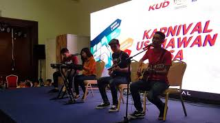 Sekumpulan Orang Gila ft. Kareema Maddthelin - Terbanglah (live @ Karnival Usahawan Desa 2017)