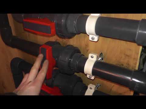 Оборудование для Бассейна. Монтаж от АльфаПул