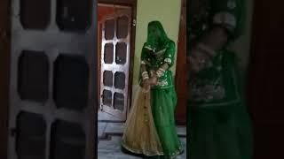 Dholo mharo alwar su aayo..... Solo dance rajsthani || rajput binni sa hkm