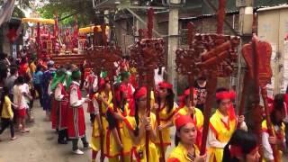 Repeat youtube video Lễ Hội Đình Làng Trung Kính Hạ (Phần rước kiệu)