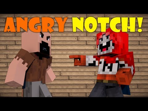 Thumbnail: If Notch Was Mad At ExplodingTNT - Minecraft