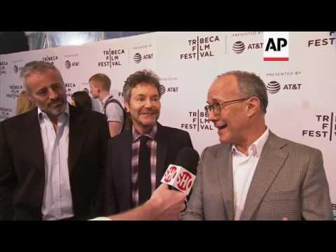 LeBlanc, Klarik, Crane premiere 'Episodes' at Tribeca Film Festival