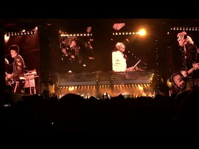 The Rolling Stones en su concierto de Barcelona