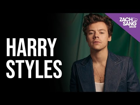 Harry Styles Talks Quarantine, Fine Line & 1D's 10 Year Anniversery | Zach Sang Show